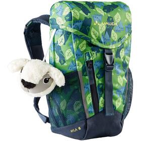 VAUDE Ayla 6 Backpack Kids, verde/azul